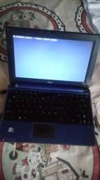 Netbook, está sem hd, teclado as vezes não funciona