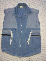 Blusa jeans tm 8
