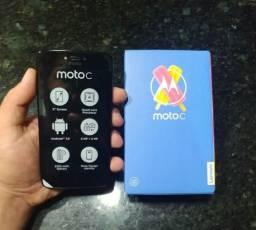 Motorola C dual chip novo na Caixa