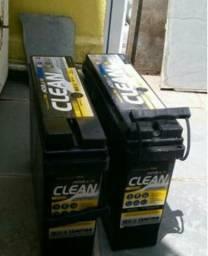 Vendo 2 bateria moura clean 170hp