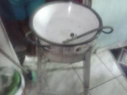 Chapa de Bauru de assadeira de batatinha e pastel ps dois por 150