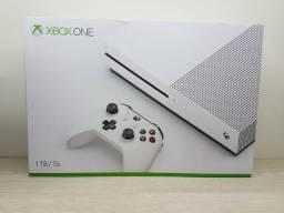Xbox one s 1tb console novo . parcelamos nos cartoes