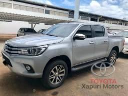 Seminovo Xapuri Motors - Hilux SRX - 2016