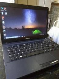 Notebook Samsung Core i3 4GB de ram 500GB de HD muito conservado zap 986166416