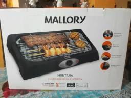 Churrasqueira elétrico Mallory