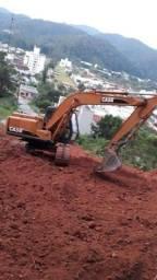 Vendo ou troco escavadeira hidráulica case 9010b