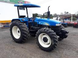 Trator new holland tt3840 4x4