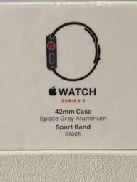 Apple Watch ? série 3 GPS + CELULAR lacrado 2.300$