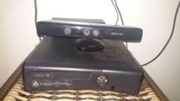 XBOX 360 novo com Jogos e Kinect