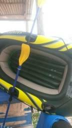 Bote de PVC ultra resistente. (com inflador manual)
