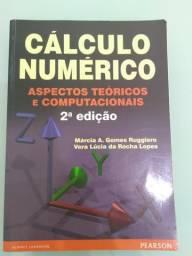 Livro - Cálculo Numérico Márcia Ruggiero
