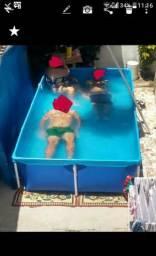 Vendo piscina marca Mor R$ 550,00