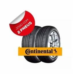 02 pneus 205/65 R15 94T Continental ContiPowerContact