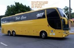 Ônibus LD 1550/ M Benz/MPolo Paradiso - 2003