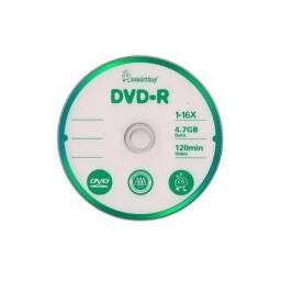 Vendo midia de DVD virgem + envelope
