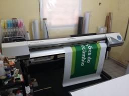 """Vendo Impressora Roland RE-640 - Atenção: """"Leia o Anúncio"""""""