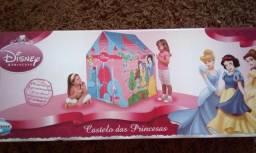 Barraca infantil princesas