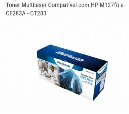 Toner Multilaser Compatível com HP M127fn e CF283A