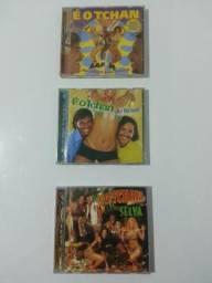 Lote 3 cds e o tchan comprar usado  São Paulo
