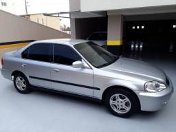 Civic 99 Automático - Raridade - 1999