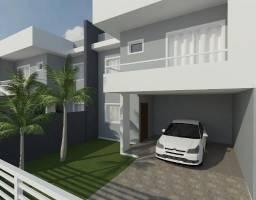 Sobrado com 3 dormitórios à venda, 135 m² por r$ 275.000 - paese - itapoá/sc
