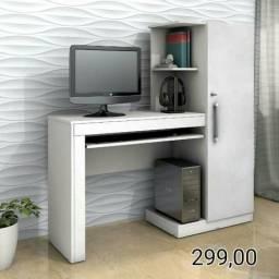 Mesa para computador aroeira// RECEBA HOJE E PAGUE NO ATO DA ENTREGA !