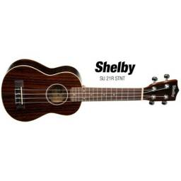 Ukulele Shelby SU21R Soprano Novo+Garantia Somos Loja