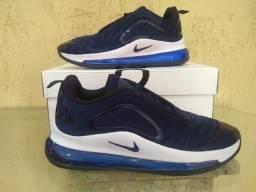 edad3f00f32 Tênis Nike Air Max 720 primeira linha (fino acabamento) 3 cores