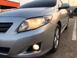Lindo Corolla XEI câmbio manual c/GNV