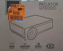 Vendo novo , na caixa Projetor GT 3000
