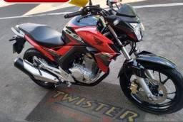 TWISTER 250 cc flex Ipva pago