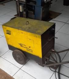 Máquina de Solda Esab Super Bantam 400 DC