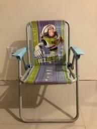 Cadeira de praia de personagem