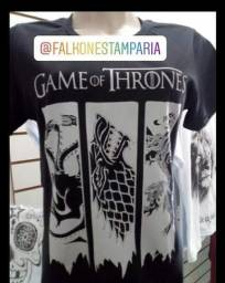 Blusa game of thrones