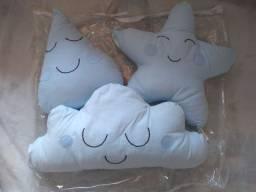 Kit almofadas decorativas