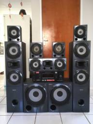 Home Theater Sony MUTEKI 7.2 canais