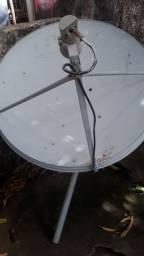 Antena sky em perfeita estado