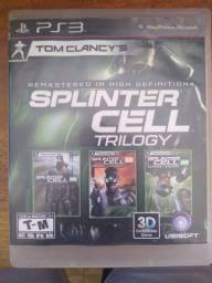 Splinter Cell Trilogy REMASTERIZADO (PS3)