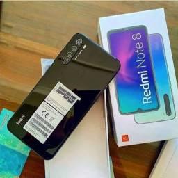Redmi Note 8 64GB/4GB RAM/pronta entrega!