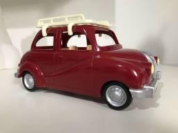 carro sedan sylvanian families e acessórios