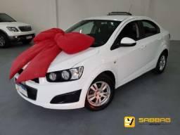 Chevrolet Sonic L T 1.6 Aut. Flexpower Sedan *Unico dono - Oportunidade* Financio - Troco