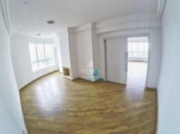 Apartamento com 4 dormitórios para alugar, 189 m² por R$ 7.000,00/mês - Barigui - Curitiba