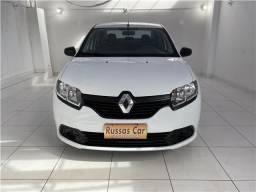 Renault Logan 1.0 flex authentique manual - Comece a pagar só em Novembro