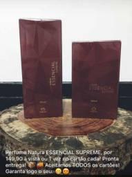 Perfume Natura Essencial Supreme Feminino e Masculino