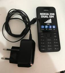 Celular Nokia 208 DualSim