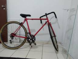 Bicicleta troco esteira ou equipamentos de musculação