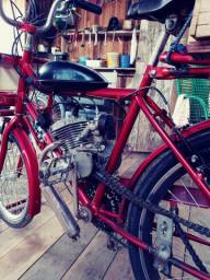 Vendo bicicleta motor tobata