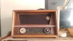 Radio Antigo Valvulado Funcionando