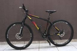 Bike Aro 29 Quadro 19 RAVA PRESSURE - Câmbios Shimano