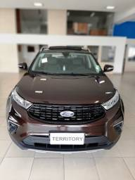 Ford Territory Sel 1.5 Ecoboost AT - 2020/2021